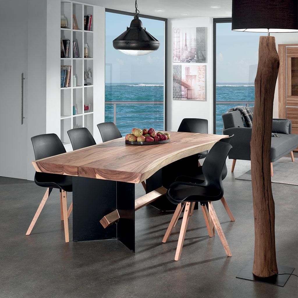 cocktail scandinave des mobiliers et une d co qui font voyager maison du meuble. Black Bedroom Furniture Sets. Home Design Ideas