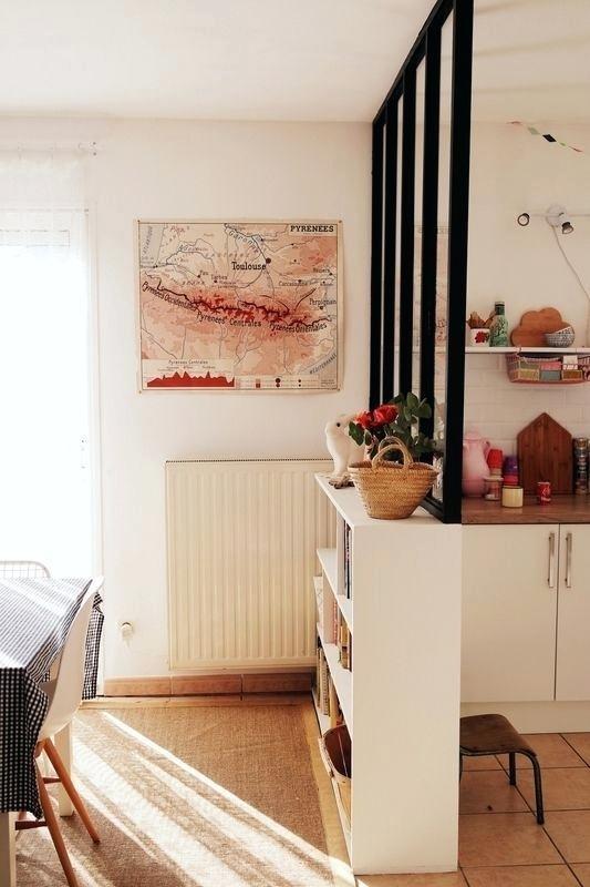 6 types de meubles pour s parer joliment entr e et salon maison du meuble - Separation salon entree ...